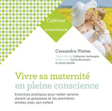 Nouveau, un livre sur la maternité en pleine conscience!